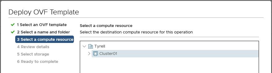 vCloud Availability 3 0 – On-Premise Deployment